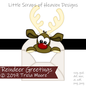 Reindeer Greetings