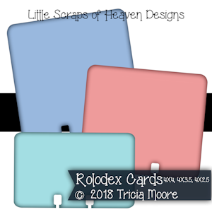 Rolodex Cards