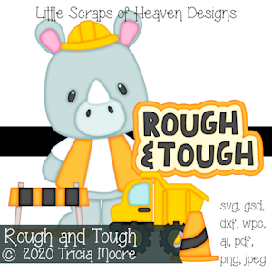 Rough and Tough
