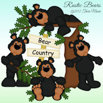 Rustic Bears
