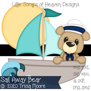 Sail Away Bear
