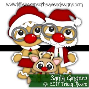 Santa Gingers