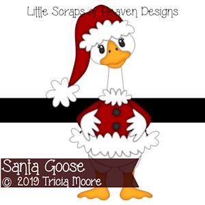 Santa Goose
