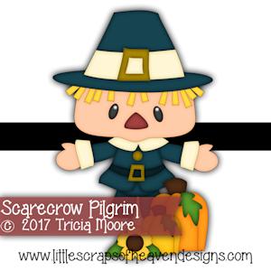 Scarecrow Pilgrim