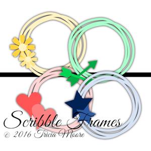 Scribble Frame