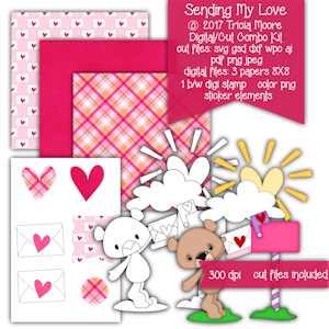 Sending My Love Combo Kit