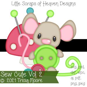 Sew Cute Vol. 2