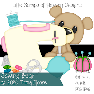Sewing Bear