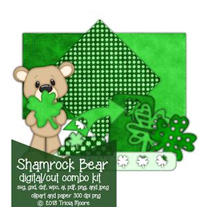 Shamrock Bear