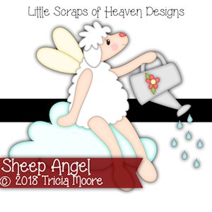 Sheep Angel
