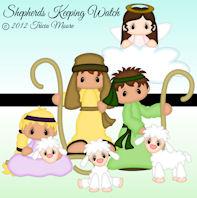Shepherds Keeping Watch