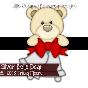 Silver Bells Bear