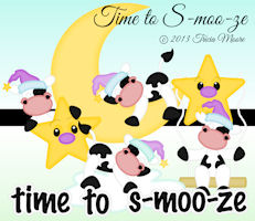 Time to S-moo-ze