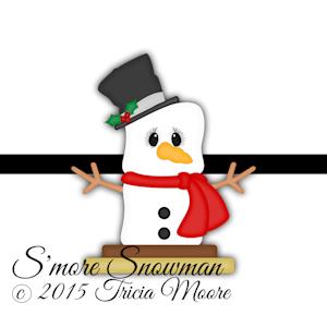 S'more Snowman
