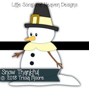 Snow Thankful