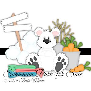 Snowman Parts for Sale