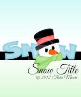 Snow Title