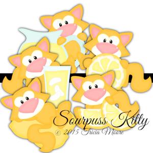 Sourpuss Kitty