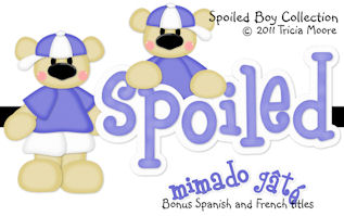 Spoiled Boy Collection