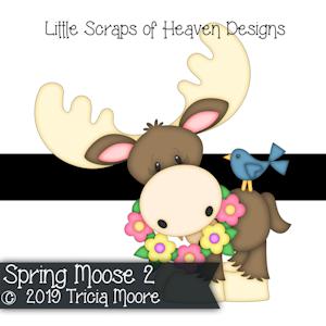 Spring Moose 2