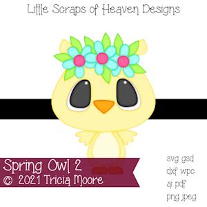 Spring Owl 2