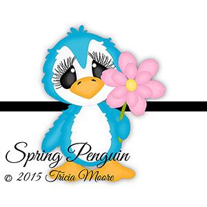 Spring Penguin