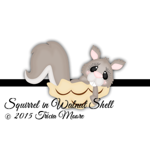 Squirrel in Walnut Shell