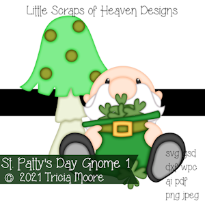 St. Patty's Day Gnome 1