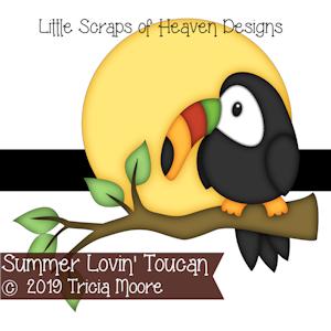 Summer Lovin' Toucan
