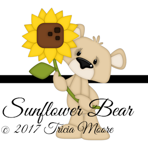 Sunflower Bear
