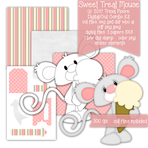 Sweet Treat Mouse