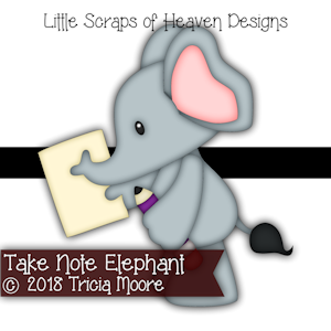 Take Note Elephant