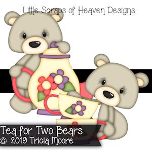 Tea for Two Bears