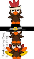Thanksgiving Owl