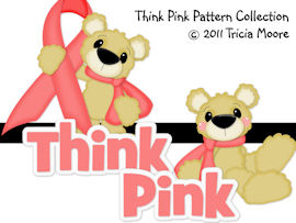 Think Pink Pattern Collection