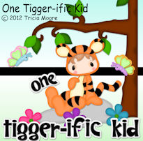 One Tigger-ific Kid