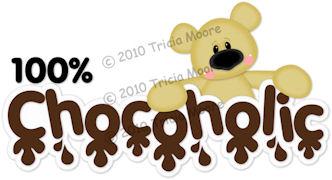 Chocoholic Title