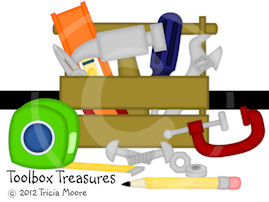 Toolbox Treasures