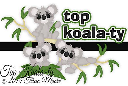 Top Koala-ty