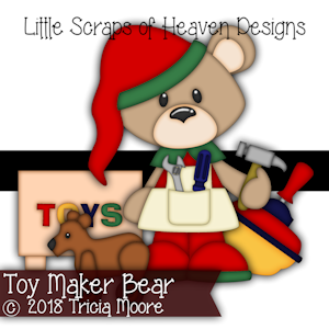 Toy Maker Bear