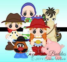 Toy Box Buddies