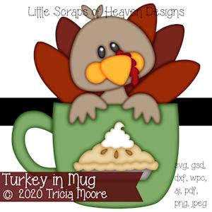 Turkey in Mug