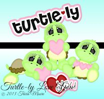 Turtle-ly Love You