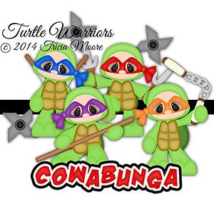 Turtle Warriors
