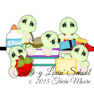 Turtle-y Lovin' School