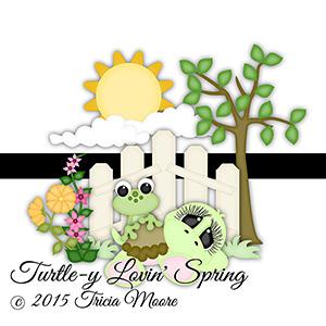 Turtle-y Lovin' Spring