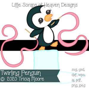 Twirling Penguin
