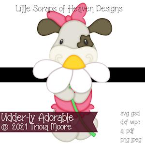 Udder-ly Adorable