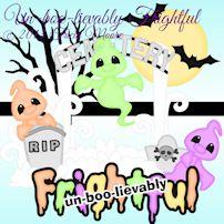 Un-Boo-Lievably Frightful