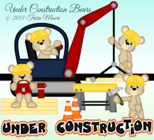 Under Construction Bears